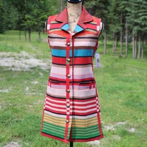 Pendleton Women's Juneau Tunic Vest sz XS NEW
